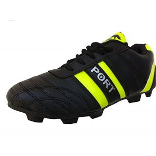 Cyber black football shos