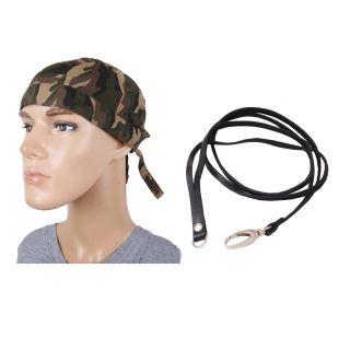 Fancy Millitary Headwrap Combo Wrist Band JSMFHHR0107