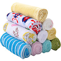 Combo - 1 Hand Towel, 3 Face Towel