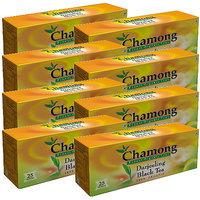 Chamong Organic Darjeeling Regular Tea Bag Combo(25 X 8 Box  200 Tea Bag)