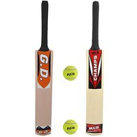 AS - Tennis Cricket Bat Combo -