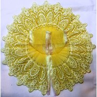 Laddu Gopal Poshak/god Dress /lord Krishna Dress ,2 Number Size