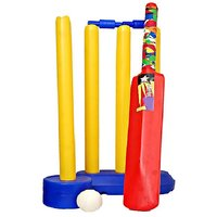 Homeshopeez Kids Plastic Cricket Kit