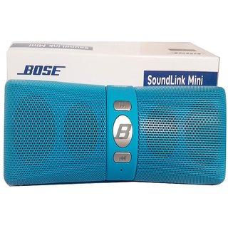 Sound Link Mini Bluetooth Speaker (Blue)