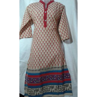 Ladies Cotton Kurti Xl Size