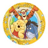 8 Winnie The Pooh Plates-9Inch