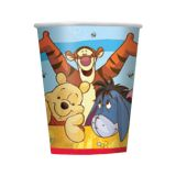 8 Winnie The Pooh 9oz Cups