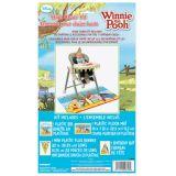 Winnie The Pooh  1st Bday Highchair Kit