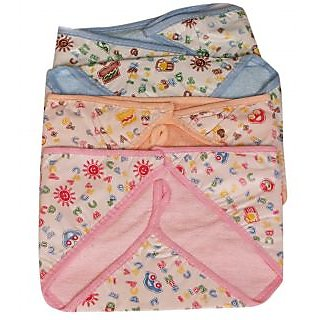 Baby Diaper Nappy (Pack Of  4)