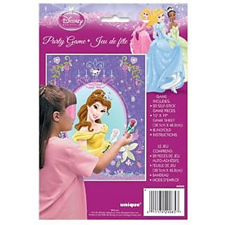 Princess Glow Party Game