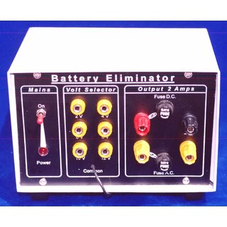 battery eliminator AC-DC power supply