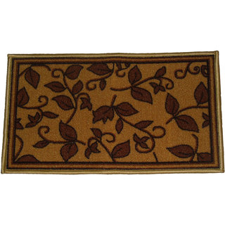 Ritika Carpets Polyester Medium Door Mat  1342