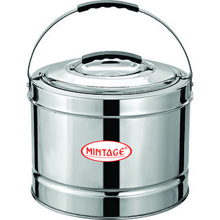 MINTAGE HOT POT 25 LT STAINLESS STEEL