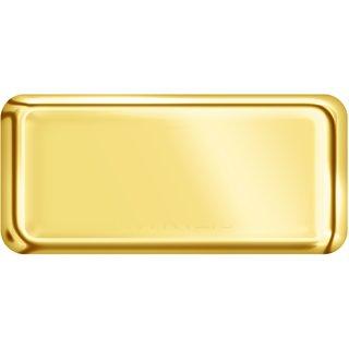 e Gitanjali 1000 GM 24KT 999 BIS Hallmarked Purity Plain Gold Bar