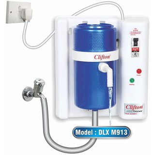 Clifton DLX-M913 1 Litre Instant Water Geyser