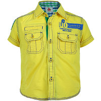 UFO Urbane Yellow Shirt
