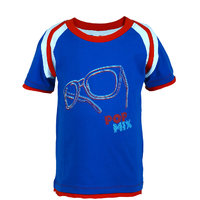 UFO Instyle Royal Blue T-Shirt