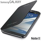 Original Samsung Galaxy Note-2 N7100 Premium Leather Flip Cover Case Book Style