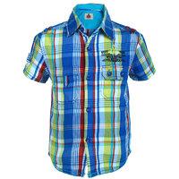 UFO Royal Blue Shirt