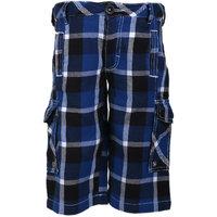 UFO Voguish Boys Navy Blue Shorts