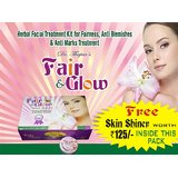 Dr. Thapar's FAIR 'N' GLOW HERBAL FACIAL TREATMENT KIT