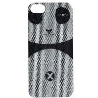 Snooky Silver  Back Stickers For Your Iphone5 / 5s Td-6378
