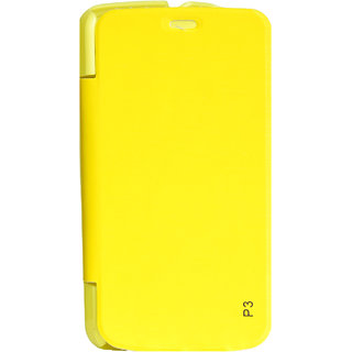 Flip Cover For Gionee Pioneer P3 available at ShopClues for Rs.218