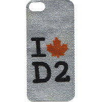 Snooky  Silver  Back Stickers For Your Iphone5 / 5s Td-6382