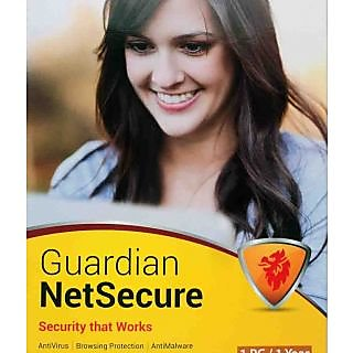 Guardian Netsecure Antivirus 1 PC/ 1 YEAR