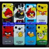 2 Angry Birds Back Cover Carry Case For Nokia Asha 303