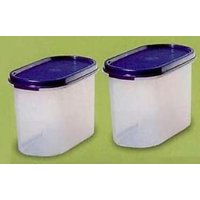 Tupperware Modular Mate Oval -1.1 Litre (set Of 2)