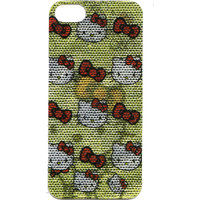 Snooky  Lemon Back Stickers For Your Iphone5 / 5s Td-6389