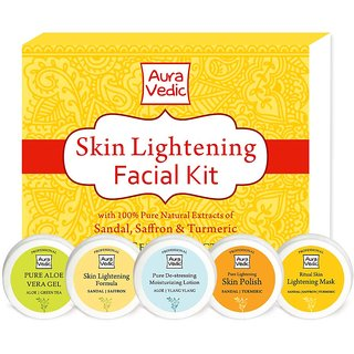 Skin Lightening Facial Kit
