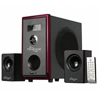 Tech-com SSD-3300 FM 2.1 Multimedia speaker with Digital Sound Quality