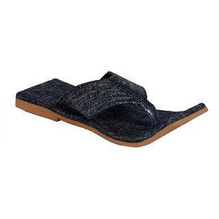Panahi Mens Square Grey Sandal