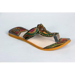 Panahis Modish Women Kasida Sandal
