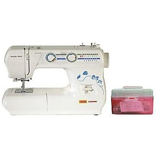 Usha Wonder Stitch Automatic Sewing Machine   Free Usha Sewing Kit of Rs 350 available at ShopClues for Rs.11190