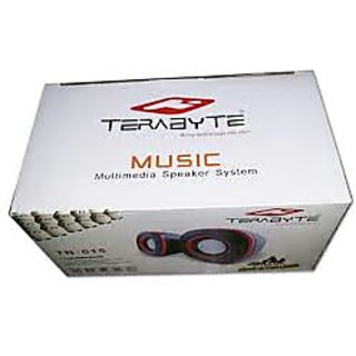 Terabyte Multimedia USB Speaker System TB-015