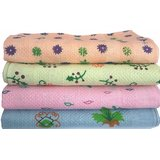 Towel (pack-of-4 FLORAL)
