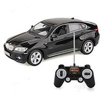 BMW X6 118 Rechargeable Remote Controlled Toy Car