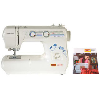 Usha Wonder Stitch Automatic Sewing  Usha Sewing Design Book available at ShopClues for Rs.10899