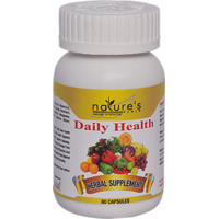 Natures Flair Daily Health 60 Caps