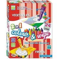 Ekta Colour & Wipe Vegetable and Fruit
