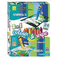Ekta Colour & Wipe Animal and Birds