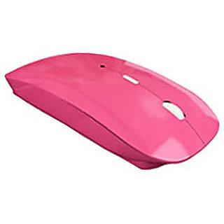 Terabyte TB-MW-023 Wireless Mouse (Pink)