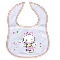 Baby Bibs (Set 0f 5 Pieces) With Assorted Design