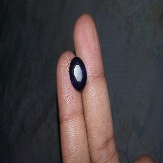OIGS Certified Original Neelam ( Blue Sapphire) Gemstone