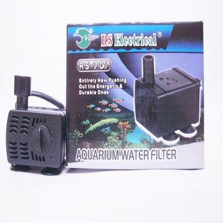 Rs Electrical Rs 701 Aquarium Motor Filter Buy Rs