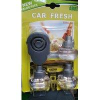3 in 1 Combo Air Car Perfume Refill