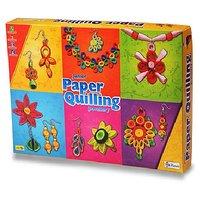 Petals Paper Quilling Jewellery-Jr
